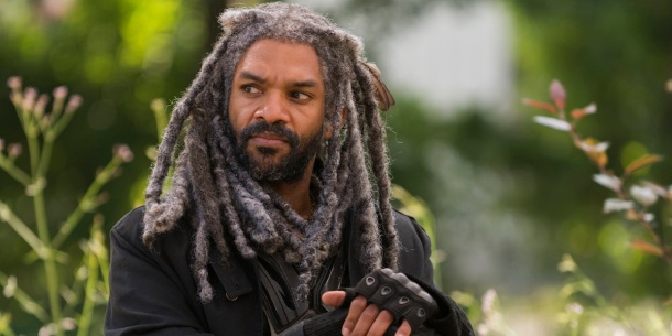 Khary-Payton-as-Ezekiel-on-The-Walking-Dead