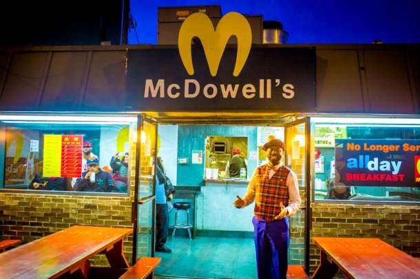 mcdowells
