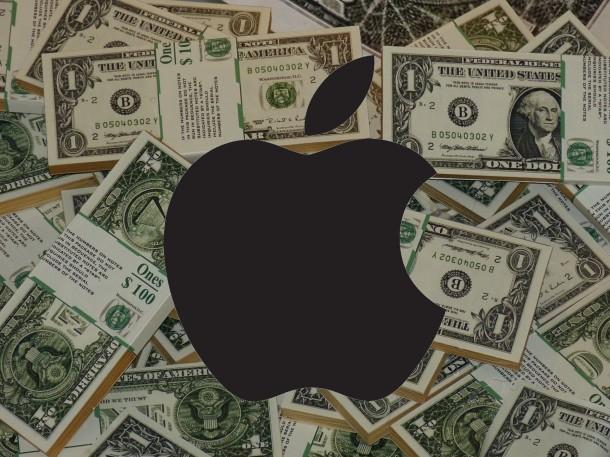 Apple 1 trillion