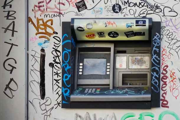 ATM Heist
