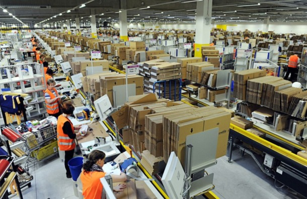 amazon workers angry